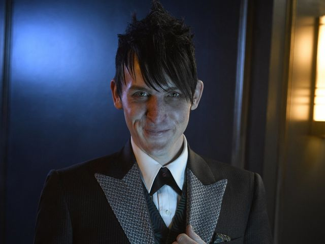 "Who did Oswald Cobblepot work for when he acquired the nickname ""Penguin""?"
