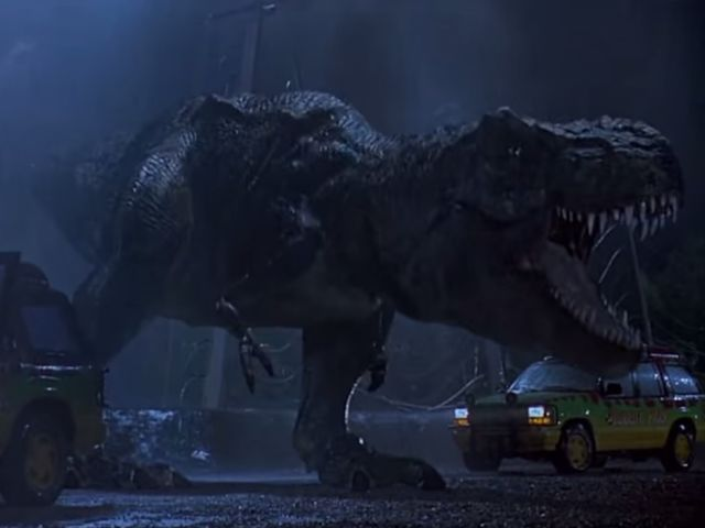 Acrocanthosaurus Theropod Dinosaur
