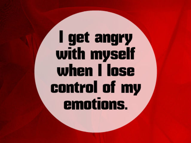 when i get angry