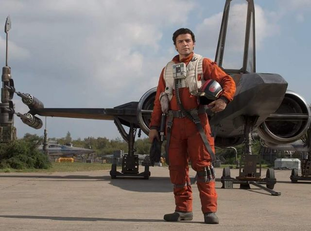 Poe Dameron founded & leads which squadron for the Resistance?