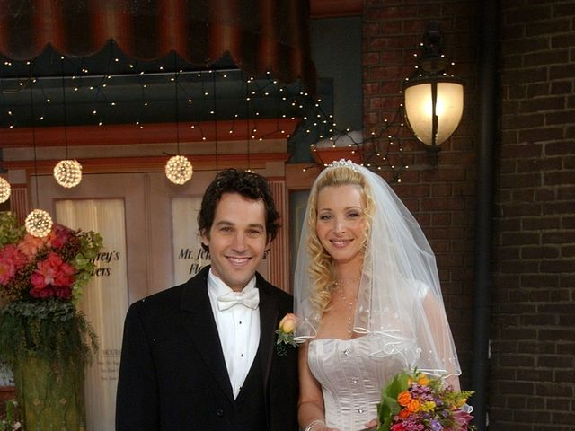 The One With Phoebe S Wedding