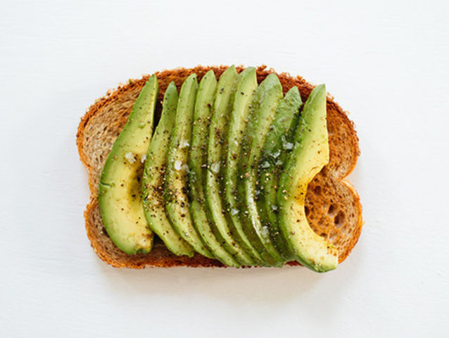 You get up in the morning. It's about to rain. What kind of Avo Toast are you?