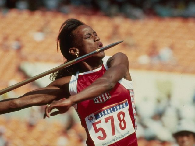 Name this famous Olympian!