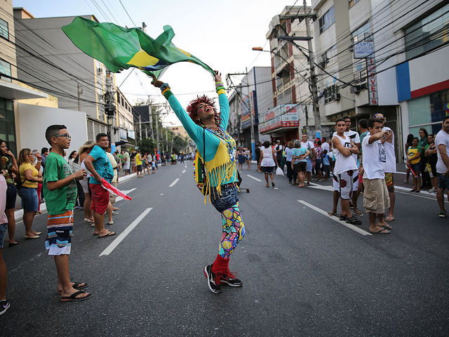 The Summer Olympics were held in Rio de Janeiro, Brazil, the first time in a South American nation