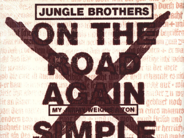 Jungle Brothers - On The Road Again
