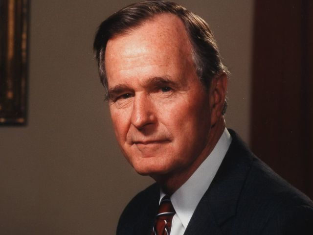 Pick out the president who was in office before George H.W. Bush: