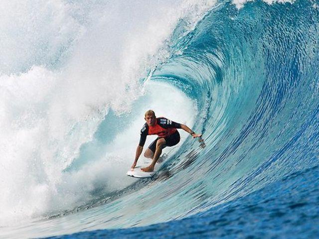 Surfer mick fanning