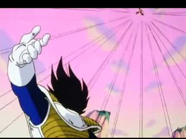 Why does Vegeta kill Nappa
