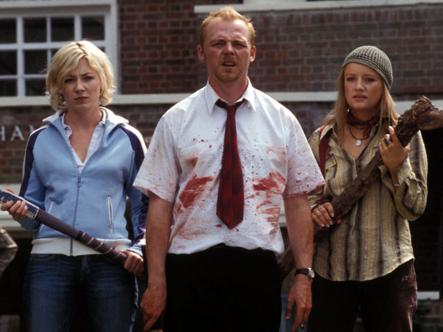 "In ""Shaun Of The Dead,"" which of these characters is ""David""?"