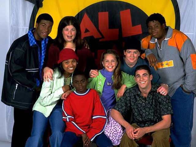 "Who sang the ""All That"" theme song?"