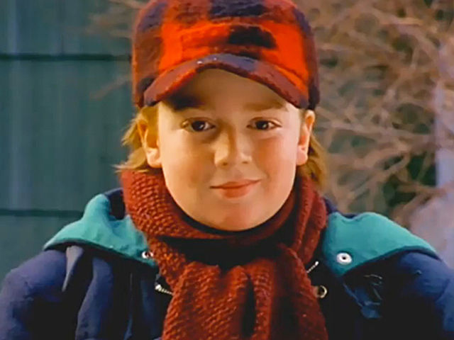 "He was little Pete in ""The Adventures in Pete and Pete!"""