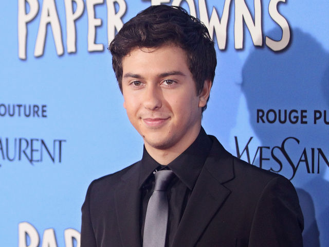 "How old was Nat Wolff in the first season of ""The Naked Brothers Band?"""