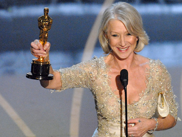 Helen Mirren has been nominated for four Oscars and won one Academy Award for The Queen in 2007.