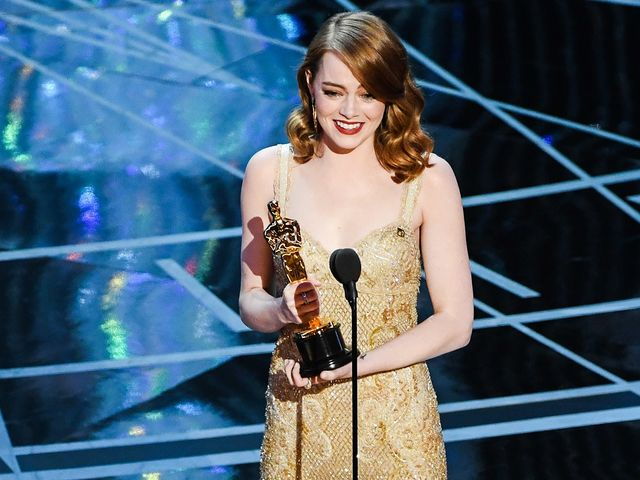 Emma Stone has been nominated twice and won one Oscar for La La Land!