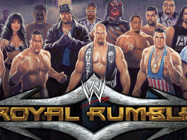 Who won the 2001 Royal Rumble?