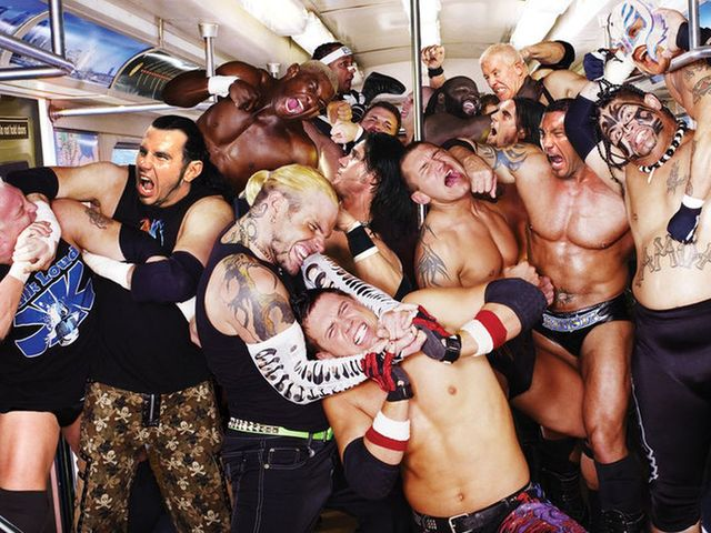 Who won the 2008 Royal Rumble?