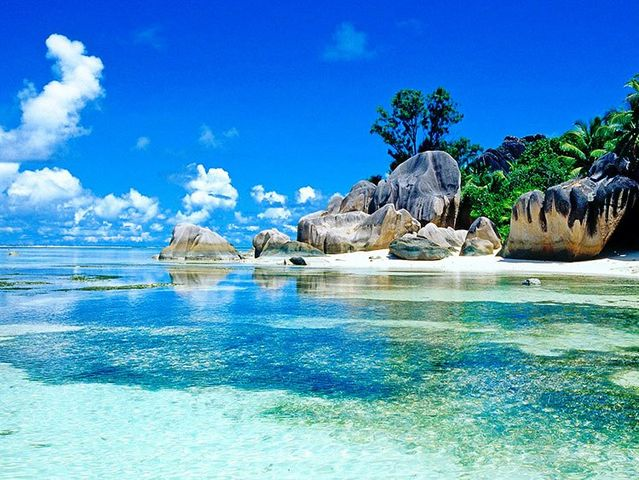 Seychelles Islands, Africa