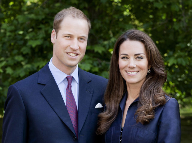 Where did Prince William and Kate Middleton meet?