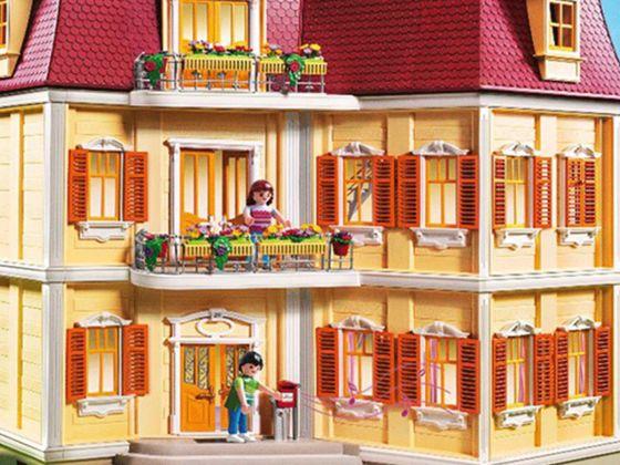 Welches playmobil haus bist du playbuzz for Playmobil haus schlafzimmer