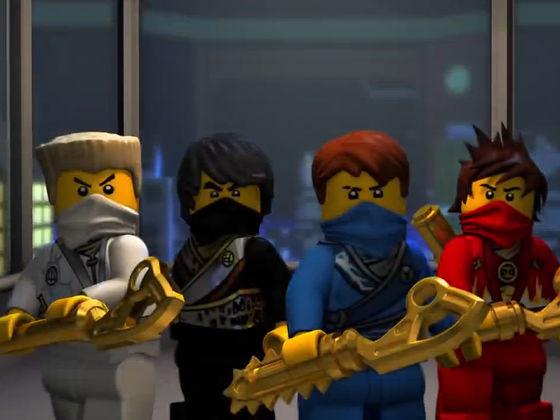 Which ninjago ninja are you playbuzz - Ninjago en arabe ...