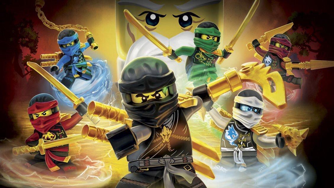Which Ninjago Ninja Are You