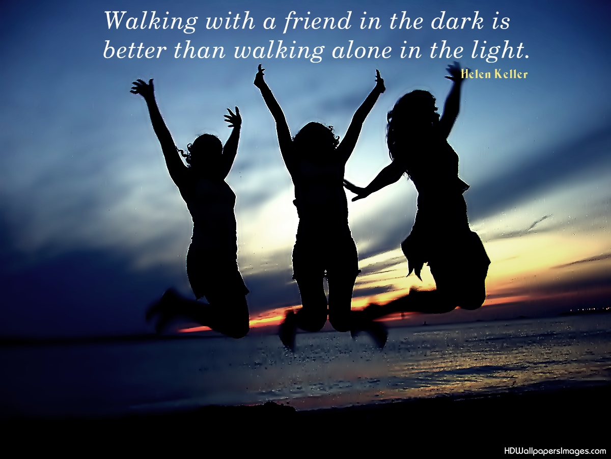 Длинные статусы про друзей