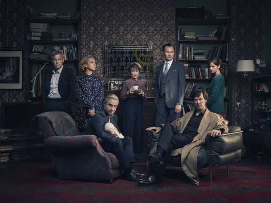 What character from Sherlock are you?