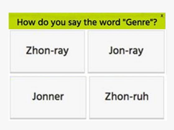 do you actually know how to say these commonly mispronounced words