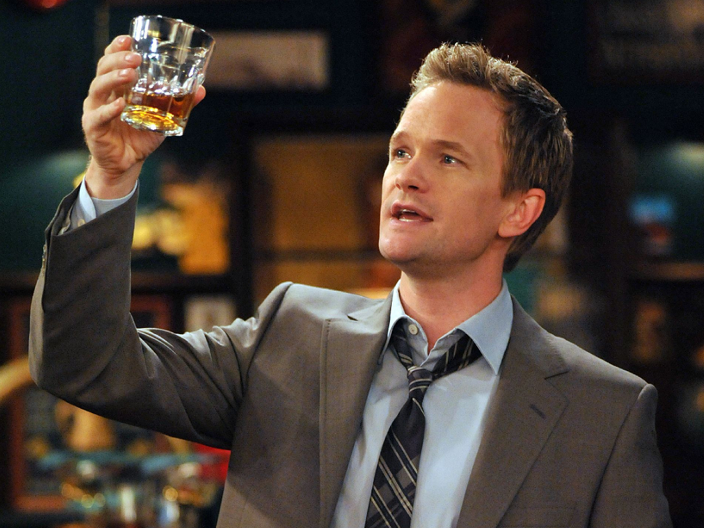 Image result for barney stinson