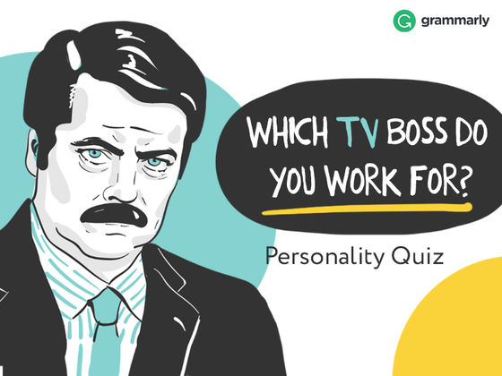 """Which TV Boss Do You Work For?"" Quiz"