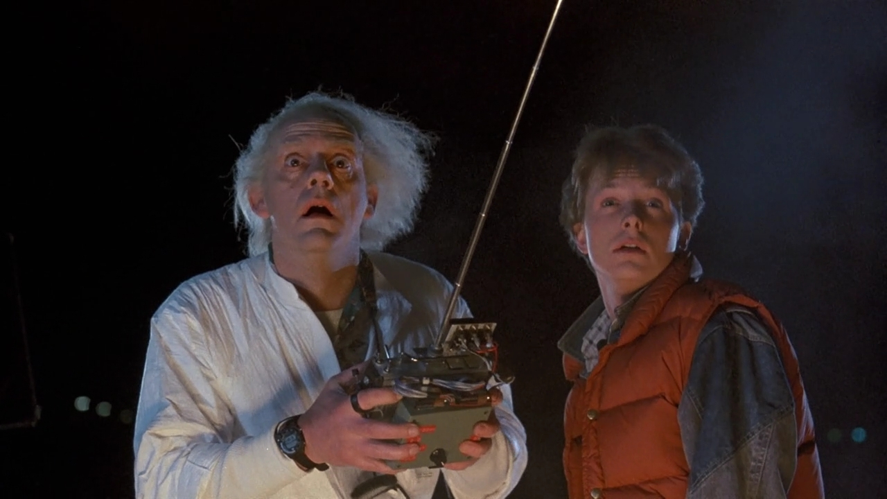 Know Back To The Future  C Thomas Howell Back To The Future