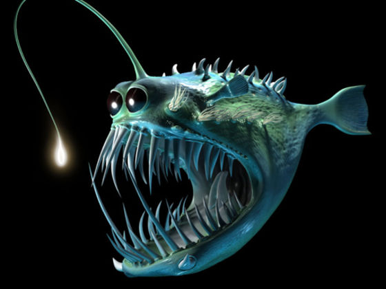 Which deep sea monster are you playbuzz for Deep sea fishes