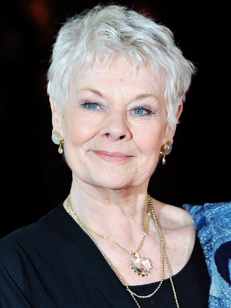 judi dench films