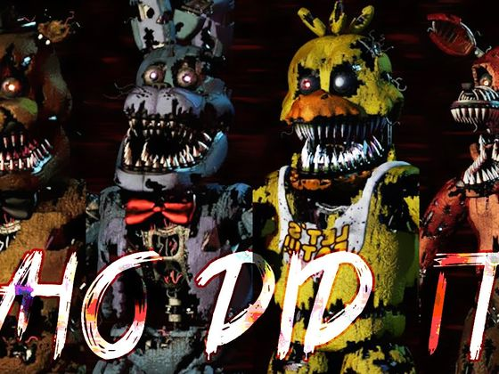 Which Five Nights At Freddy S 4 Character Are You Playbuzz