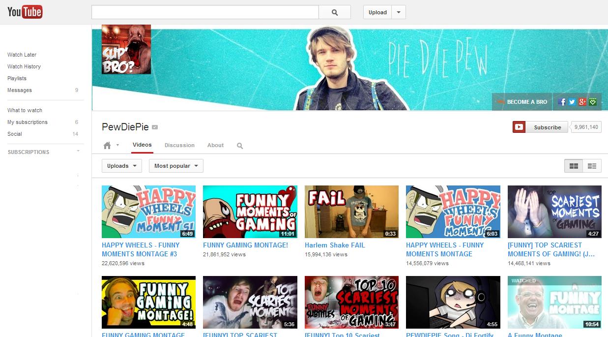 Consejos para Youtube