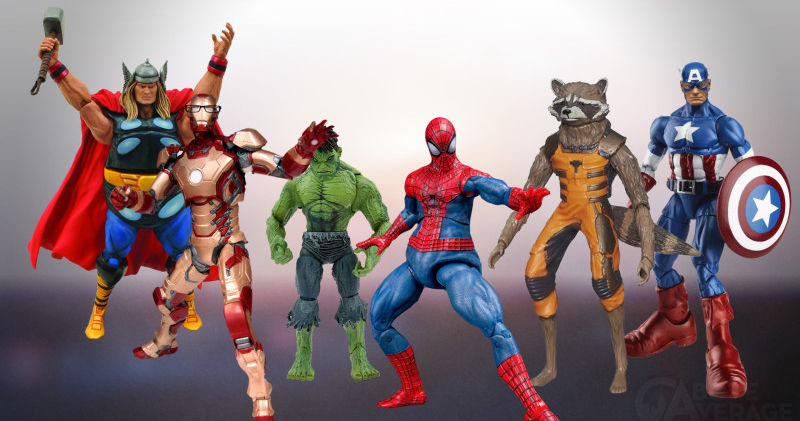 Toys For 7 And Up Mane Provided : Your favorite marvel heroes just got an epic upgrade