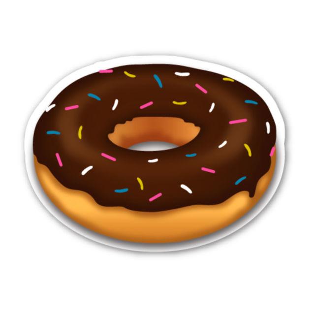 f2u donut emoji - photo #9