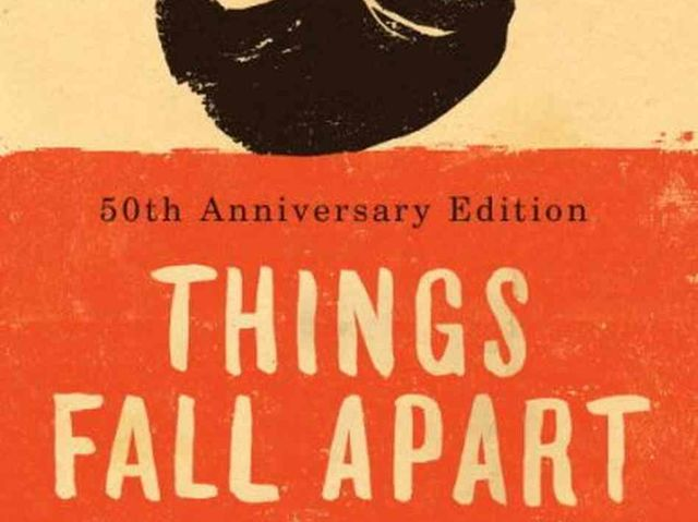 things fall apart essays culture