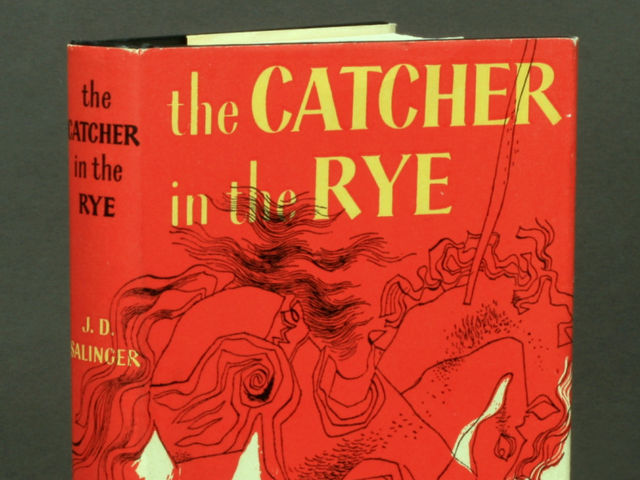 Have you read catcher in the rye?