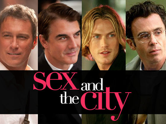 Actors of sex and the city
