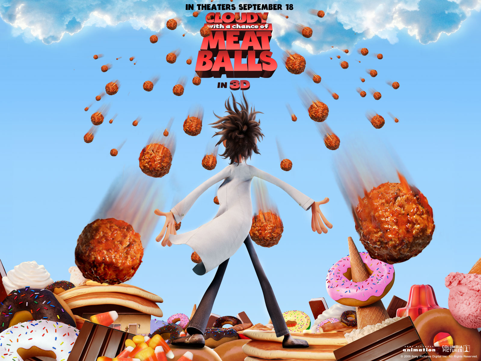 Cloudy With a Chance Of Meatballs  Playbuzz