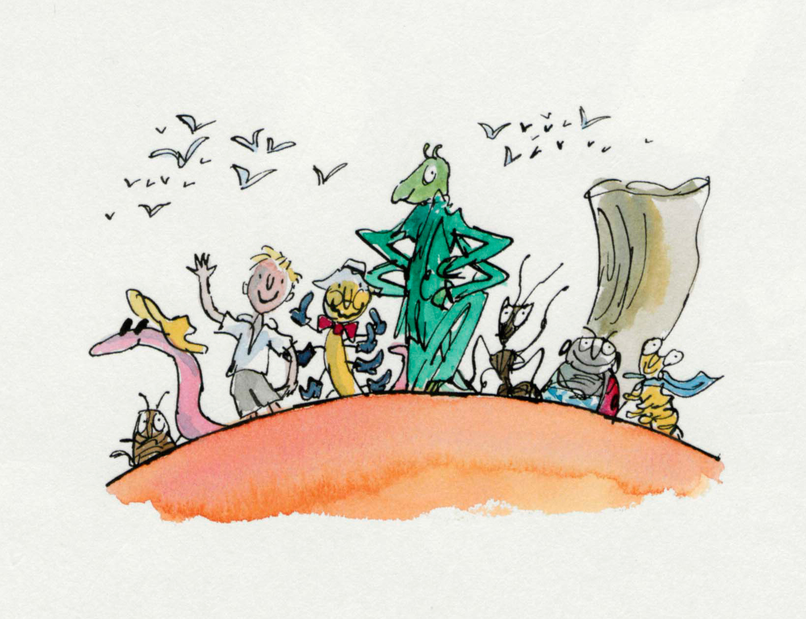 which roald dahl character should be your bff playbuzz