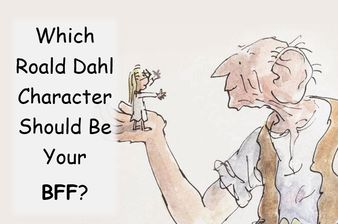 Which Roald Dahl Character Should Be Your BFF?