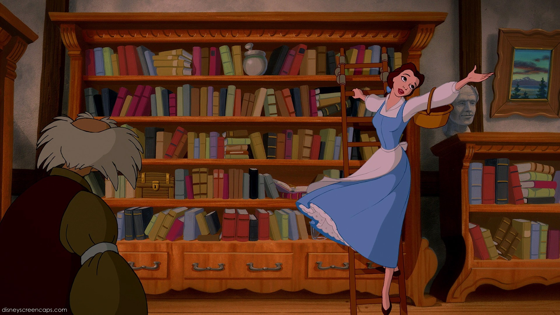 Can You Match Each Disney Movie With Its Background