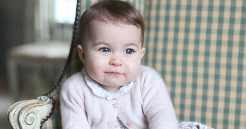 The Royal Family Just Released New Photographs Of Princess