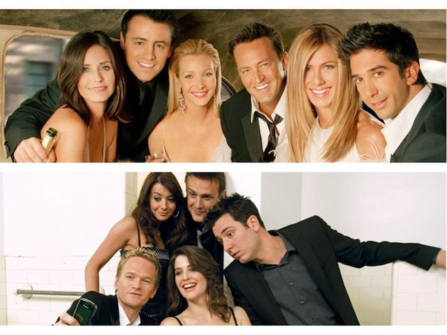 """Friends"" or ""How I Met Your Mother""?"