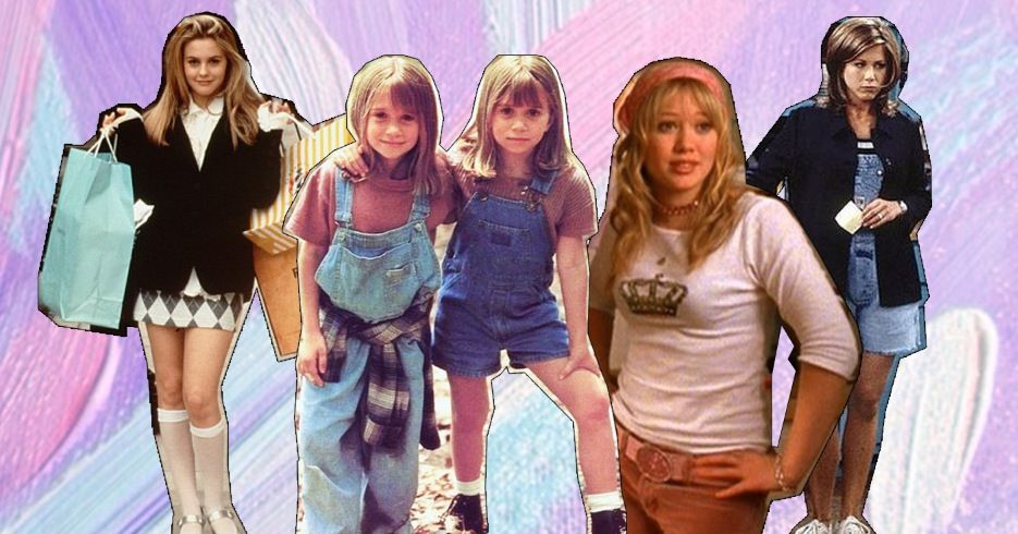 Which Iconic 90s Tv Character Is Your Fashion Icon Playbuzz