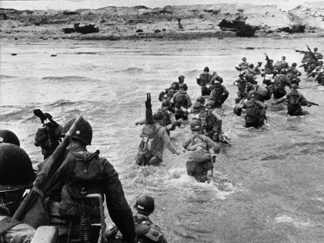 La operación dio comienzo el 6 de junio de 1944