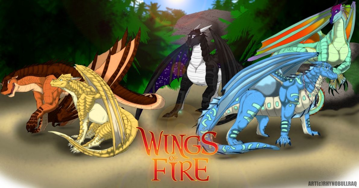 Which Wings Of Fire Dragon Are You Playbuzz