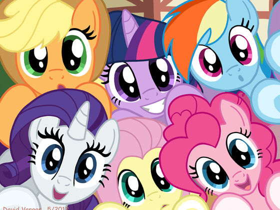What MLP Mane 6 Pony Are You? | Playbuzz